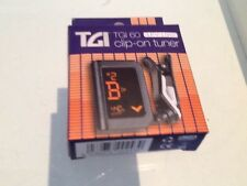 guitar tuner by TGI clip on brand new in box!! buy it now!!