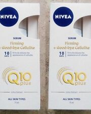 Pack of 2 Nivea Anti-Cellulite 10 Day good-bye serum Lotus extract Energy