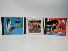 Lot of 3~David Lindley~CD~El Rayo-X~Very Greasy+