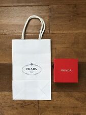 Prada Gift Box & Carrier Bag