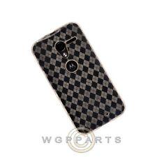 Motorola Moto X XT1055/XT1060 Candy Skin Clear Case Cover Protector Guard Shield