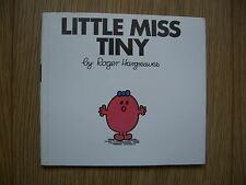Little Miss Tiny ~ Mr Men Book