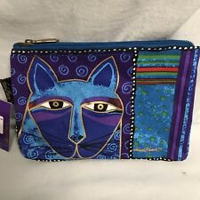 Laurel Burch Cat Med Cosmetic Bag/Tote