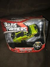 Transformers 2007 Autobot ratchet Voyager Class!