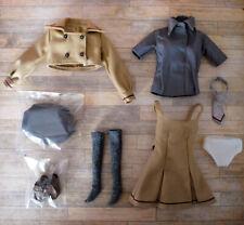 Azone SAHRA School uniform 27 cm doll Outfit shoes 1/6 Pullip Momoko Obitsu Body