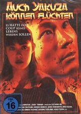 DVD NEU/OVP - Auch Yakuza können flüchten - Shinichi Tsutsumi & Hiroshi Shimizu