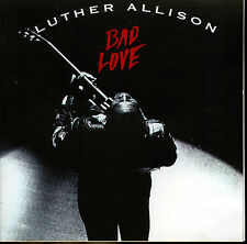 LUTHER ALLISON  bad love