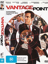 Vantage Point-2008-Dennis Quaid-Movie-DVD