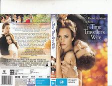 The Time Travellers Wife-2009-Rachel McAdams-Movie-DVD