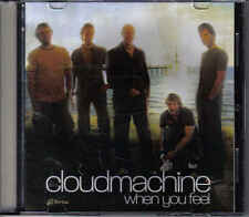 Promo cd  singel Cloudmachine- When You Feel