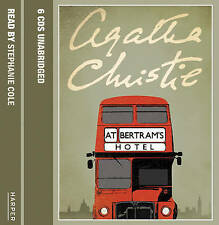 At Bertram's Hotel by Agatha Christie (CD-Audio, 2003)