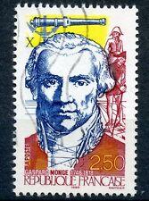 STAMP / TIMBRE FRANCE OBLITERE N° 2667 REVOLUTION /  GASPARD MONGE
