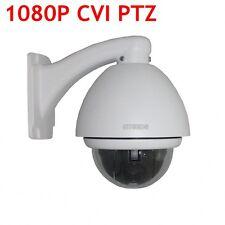 HD CVI 1080P Ptz Camera 10X zoom Outdoor waterproof Speed Dome Camera