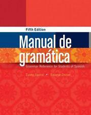 Manual de gramatica (World Languages) by Iguina, Zulma; Dozier, Eleanor