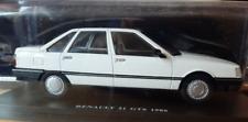 Coche clasico Renault 21 GTS Blanco  (Año 1986)   -  ESCALA 1/24  -