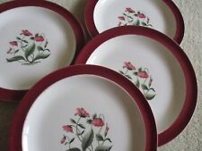 Wedgwood Mayfield  7 inch Side plates x 4
