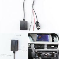 1pc Car Bluetooth 5.0 Wireless Audio Module Aux Cable For Kenwood 13-pin CD Host