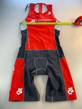 Champion System Mens Performance Blade Tri Triathlon Suit Small S (6545-2)