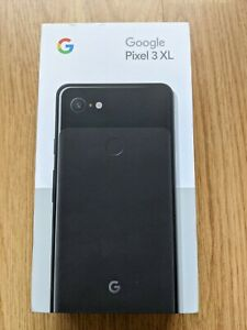 Google Pixel 3 XL - 64GB - Black (Unlocked)