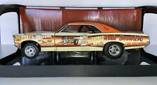 WOW 1:18 Highway 61 Collectible 1966 Pontiac GTO Drag Car Arnie Beswick