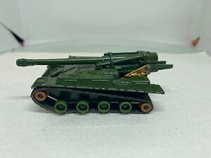 Matchbox Battle Kings K107 155mm SP Howitzer Green