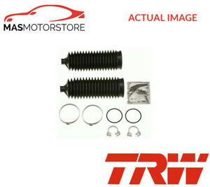 BELLOWS STEERING RACK BOOT KIT FRONT TRW JBE209 P NEW OE REPLACEMENT