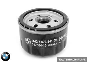 ORIGINAL BMW Motorrad Ölfilter , Filterpatrone , Ölfilterpatrone - 11427673541