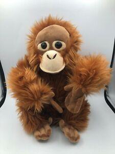 Official Keel Toys Orangutan Hanging Monkey Chimp Plush Kid Soft Stuffed Animal