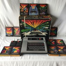 Odyssey 2 Magnavox Computer Video Game System With 12 Games Microprocessor VTG