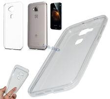 Cover Ultra Fina sottile Custodia Silicone TPU Trasparente per Huawei G8 GX8