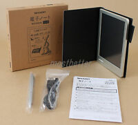Sharp Electronic Memo Pad Handwriting Notebook WG-S30-B Black
