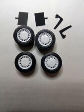 IXO 1/43 Scale Citroen DS3 type wheels tyres and mudflaps set