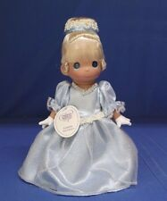 "Cinderella 2nd Edition Disney Precious Moments Signed 9"" Vinyl Doll 2175"