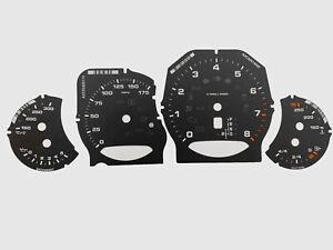 Porsche Cayenne 958,Panamera 970 971 OEM Speedometer dials MPH Gauges Cluster