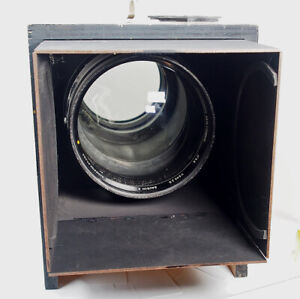 Bausch & Lomb 40 Inch F5.6 Telephoto Lens Custom Housing HUGE!
