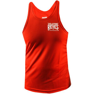 Cleto Reyes Olympic Jersey Tank Top - Red