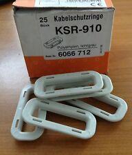 25 Stück OBO BETT. Kabelschutzring f.Seitenloch. KSR-910 PE OBO Bettermann. Me
