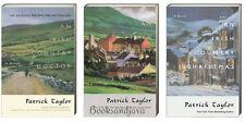 IRISH COUNTRY DOCTOR, VILLAGE, CHRISTMAS 3bk set (pb) by  Patrick Taylor NEW