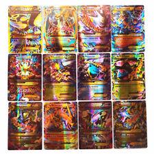 Pokemon 120 PCS Flash Rare 30 Team Up+50 Mega+20 Ultra Beast GX+20 Trainer Cards