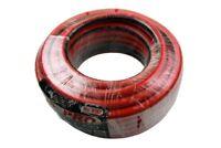 US PRO 10MM X 15 Meters Red Tough Flex Air Hose 20 Bar Oil Resistant 8162