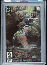 Saga of the Swamp Thiing #34 CGC 9.8 White Alan Moore