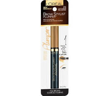 Loreal Eyebrow Plumper Gel Mascara 375 Light to Medium Brown Eyebrow