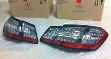 OEM MERCEDES W212 SEDAN E350 E550 E63 CLEAR TAIL LAMP TAIL LIGHT SET NEW 2012 11