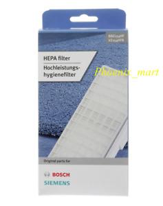 00579496 Genuine Bosch  HEPA hygienic filter