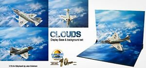 Coastal Kits CloudBase & Background Display Base