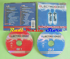 CD ELECTROSONIC VOLUME 1.0 compilation 1998 WESTBAM GATE STREET MOB SMAX (C25)