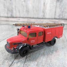 Eigenbau auf Roco Basis - 1:87 - Steyer 586 Feuerwehr Stadt Wien -#Q20542