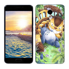 Soft TPU Silicone Case For Meizu Blue Charm M5 Note Phone Back Cover Skin Mouse