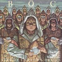 NEW CD Album Blue Oyster Cult - Fire of Unknown Origin (Mini LP Card Case CD) #'