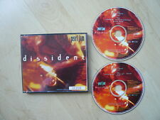 Pearl Jam : Dissident - Part 1 + 2 (one & two) Live 1994 - Limited Edition 2 CDs